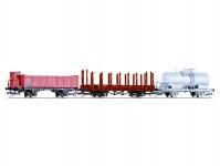 Tillig 01763 set nákladních vozů II.epocha 3ks