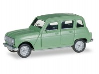 Herpa 020190-005 Renault R4 zelený - doprodej