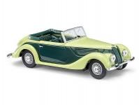 Busch 40286 EMW 327 kabriolet zelené