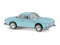 Karmann Ghia 1600 světle modrý