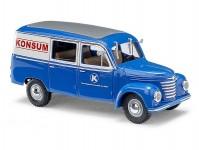 Busch 51271 Framo V901/2 Konsum, modrý