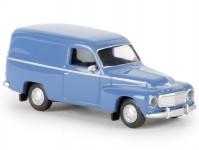 Volvo Duett skříň modré