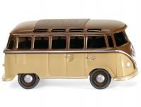 Wiking 31705 VW T1 Sambabus béžový/hnědý