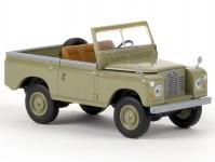 Brekina 13852 Land Rover 88 šedý