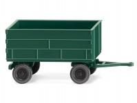 Wiking 95639 přívěs zamědělský zelený