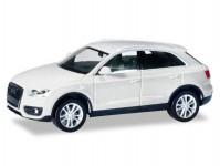 Herpa 034821-004 Audi Q3 metalíza stříbrné