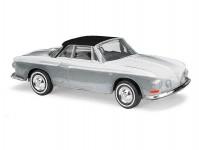 Karmann Ghia 1600 stříbrná metalíza - doprodej