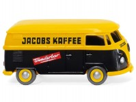 Wiking 30002 VW T1 skříňový Jacobs Kaffee