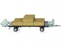 Wiking 77831 přívěs pro dopravu balíků Oehler ZDK 120 B