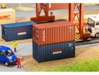 Faller 180834 kontejner 20 stop TRITON