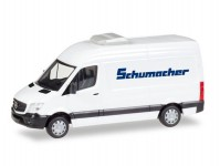 Mercedes-Benz Sprinter 2013 skříň Schumacher