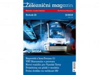 Literatura zm1810 Železniční magazín 10/2018