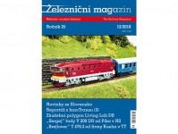 Literatura zm1812 Železniční magazín 12/2018