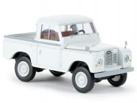 Brekina 13853 Land Rover 88 zavřený světle šedý