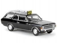 Brekina 20567 Opel Rekord C Taxi
