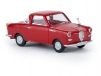 Brekina 27854 Goggomobil Coupe rubínový