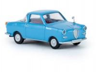 Brekina 27856 Goggomobil Coupe pastelově modrý