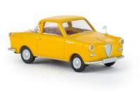 Brekina 27857 Goggomobil Coupe žlutý