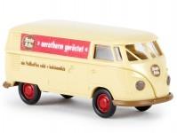 Brekina 32695 VW T1b skříň Heimbs Kaffee