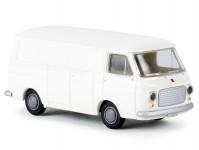 Brekina 34450 Fiat 238 skříňový bílý