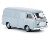 Fiat 238 skříňový šedý