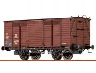 Brawa 48029 zavřený vůz Gw Brit-US-Zone DR III.epocha