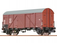 Brawa 67318 zavřený vůz Gmhs 35 EUROP DB III.epocha