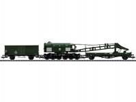 Trix 23057 parní jeřáb Ardelt 57t DB III.epocha se zvukem