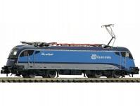 elektrická lokomotiva řady 1216 Railjet ČD VI.epocha se zvukem