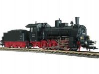 Fleischmann 412401 parní lokomotiva BR 53.3 DB III.epocha