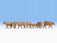 Noch 15727 krávy hnědé