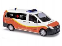 Busch 51122 Mercedes Benz Vito Lékařská pohotovost Německý červený kříž