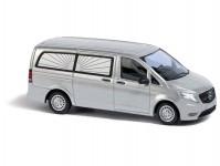Busch 51130 Mercedes Benz Vito pohřební vůz stříbrný