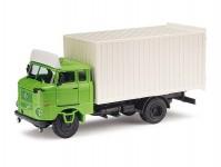 Busch 95172 IFA W 50 MK zelená se spojlerem - doprodej