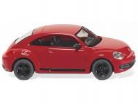 VW The Beetle červený