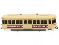 Wiking 74901 tramvajový přívěs Schultheiss-Bier