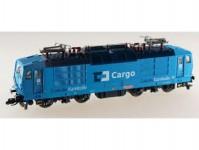 Kuehn Modell 95022 elektrická lokomotiva řady 372 ČD Cargo V.epocha
