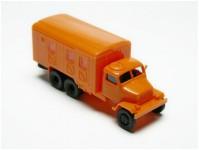 Praga V3S montážní skříň oranžová
