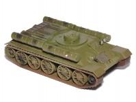 SDV 87161 pásový  tahač T-34T