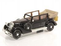 Modelauto 87429C Tatra 70A cabrio otevřená 1935-41 černá