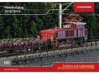 Fleischmann 990318 katalog H0 2018/2019
