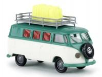 Brekina 31590 VW T1b Camper Světoběžník