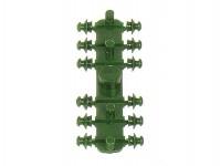 Sommerfeldt 305 střešní izolátor zelený 24ks