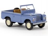Brekina 13851 Land Rover 88 modrý