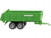 Wiking 95503 přívěs Joskin univerzální rozmetač zelený