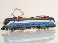 elektrická lokomotiva 193 292 Vectron ČD VI.epocha
