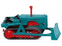Hanomag K55 buldozer modrý