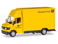 MB 207D Kögel Deutsche Post