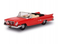 Chrysler 300 Convertible červený