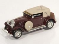 Modelauto 87435B Walter Standard 6 vínový 1930